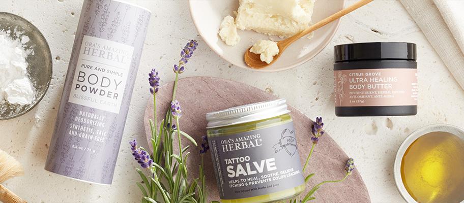 Product Spotlight: Ora's Amazing Herbal