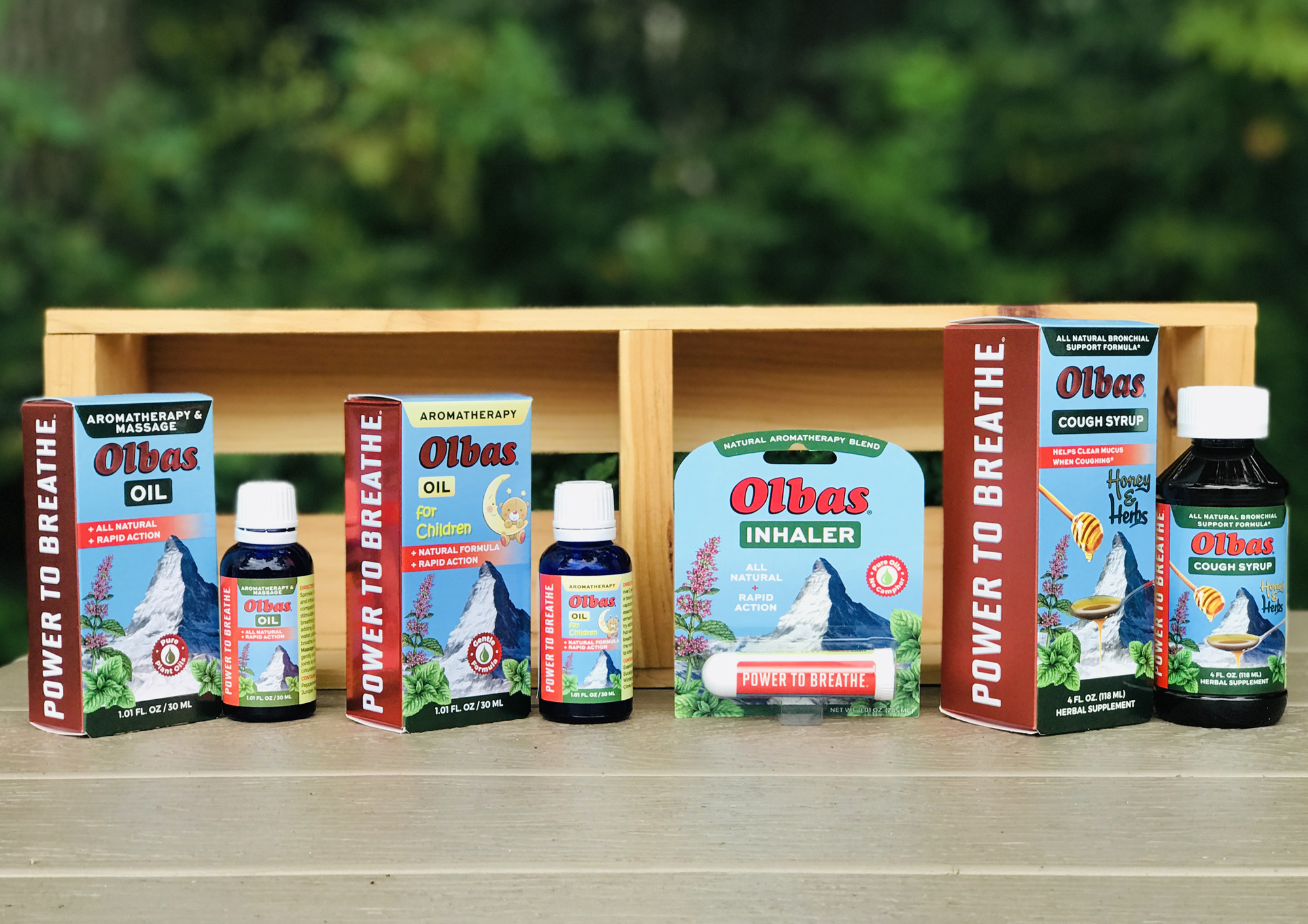 Get To Know: Olbas Remedies