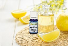 California Lemon Essential Oil from Penn Herb