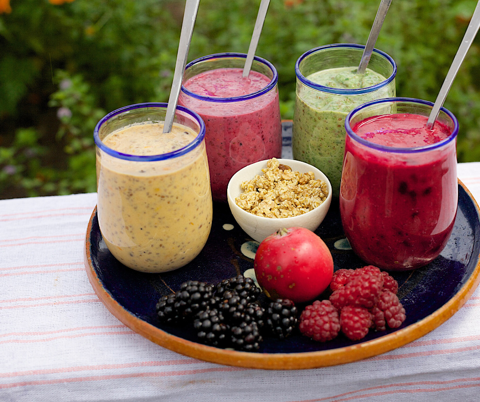 How To Craft A Super Smoothie