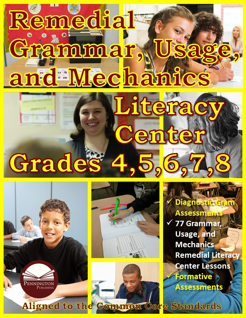 medium resolution of Grammar/Mechanics   Pennington Publishing Blog