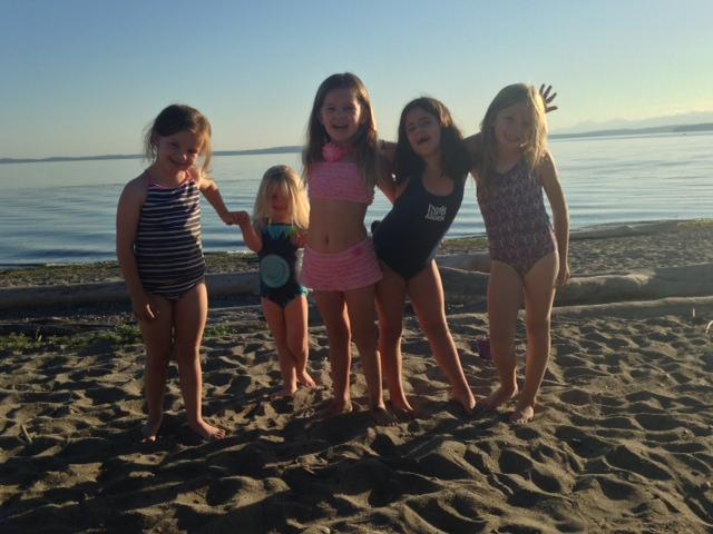 Gal Pals at the Beach