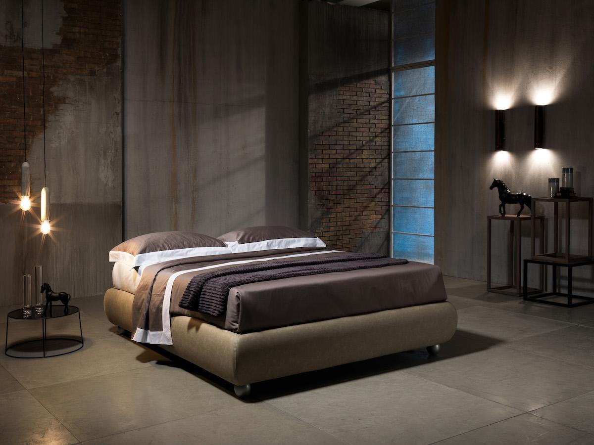 Arredare la camera da letto 3 stili un unico letto  La