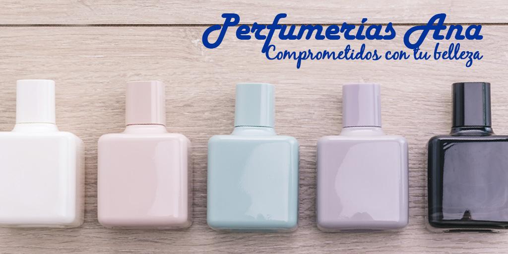 Perfumerías Ana, Comprometidos con tu belleza