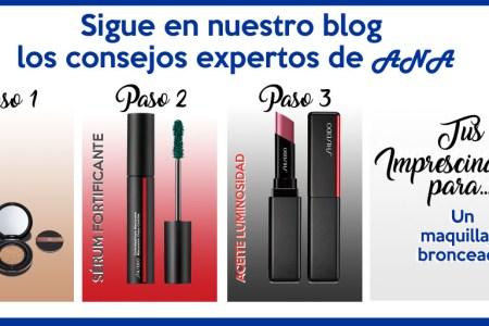 Maquillaje Bronceado Perfumerias Ana