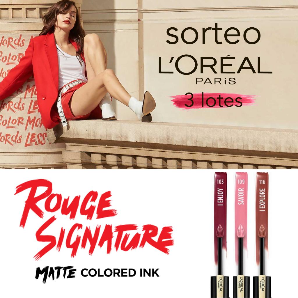 Sorteo Rouge