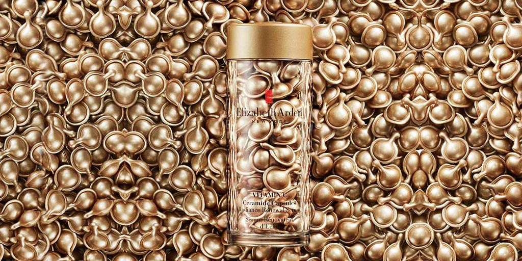 Cápsulas Vitamina C Elizabeth Arden