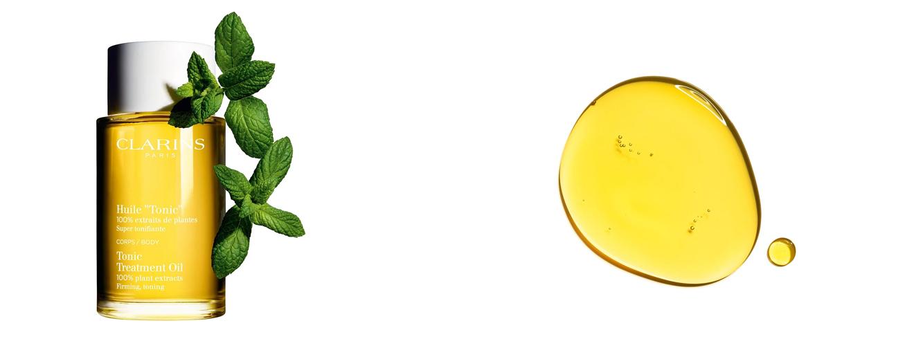 Clarins Aceite Tónico