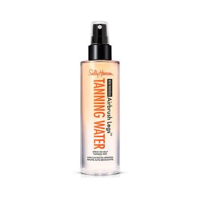 Agua Bronceadora Sally Hansen Airbrush Legs Tanning Water 200 ml. Perfumerías Ana