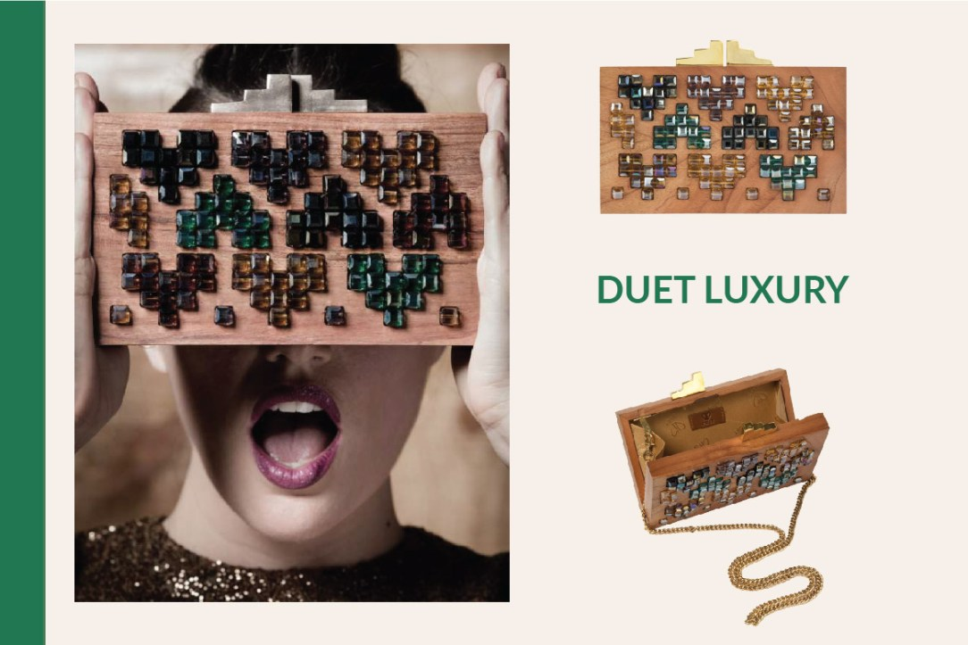 Duet Luxury on Pernia's Pop-Up Shop