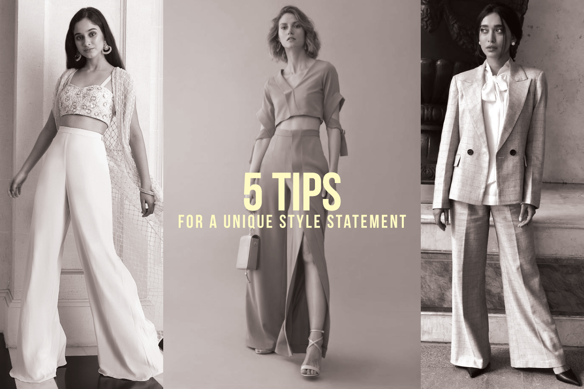 5 tips for a unique style statement | Pernia's Pop-Up Shop