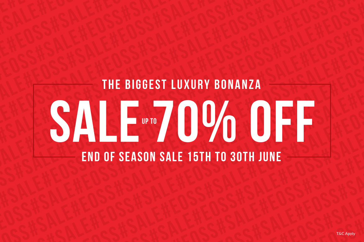 End of season sale | Pernia's Pop-Up Shop