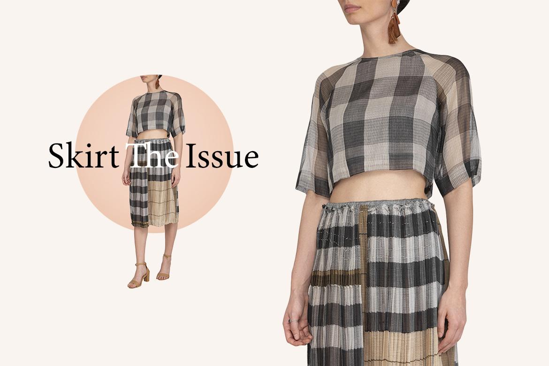 skirt trend