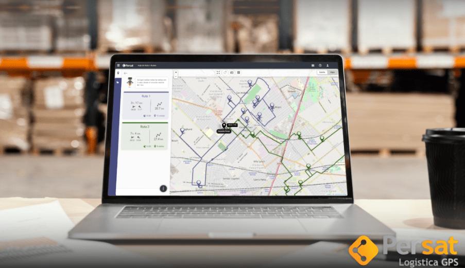 ¿Qué es un software de ruteo de transporte?