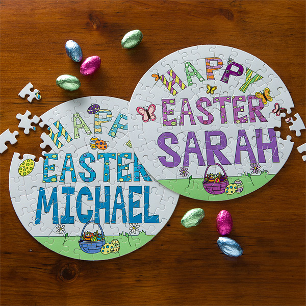 custom easter puzzle