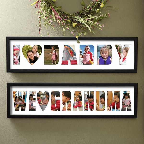 Think Outside The Gift Box: Father\'s Day Frames