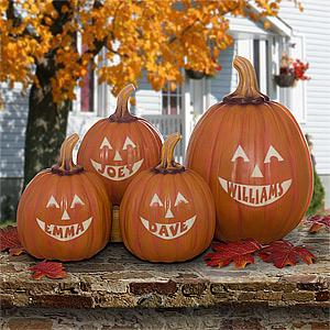custom jack-o-lanterns