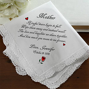 custom handkerchief
