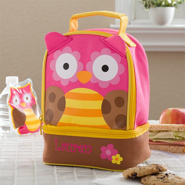 owl lunchbox