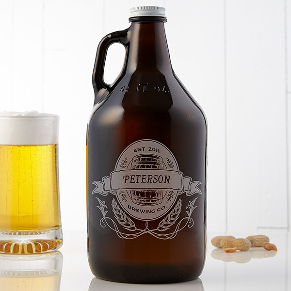 Custom Beer Growler