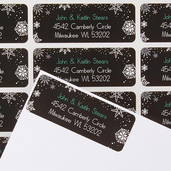 Custom Return Address Labels