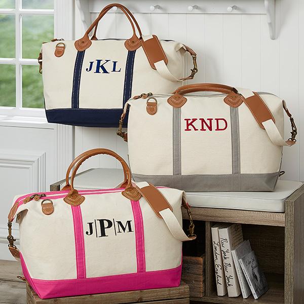 Custom Weekender Bag for Her