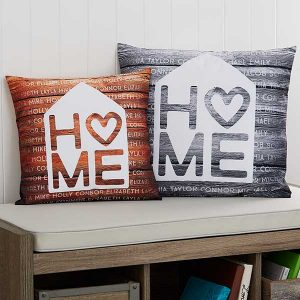 Custom Home Pillow