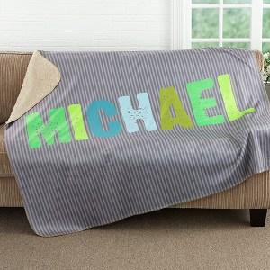 Custom Teen Blanket