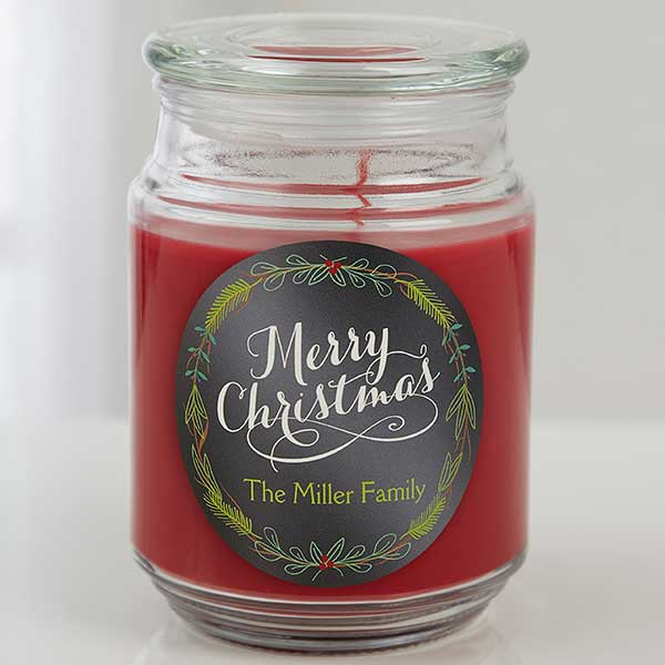 Holiday Scented Candle