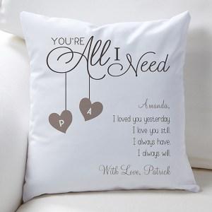 Romantic Throw Pillows