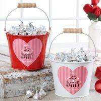 Valentine's Day Mini Bucket