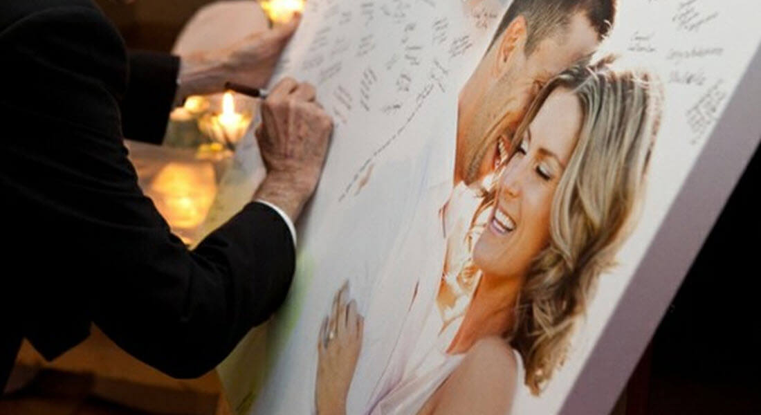 Well-known 3 Unique Wedding Guestbook Ideas EU75