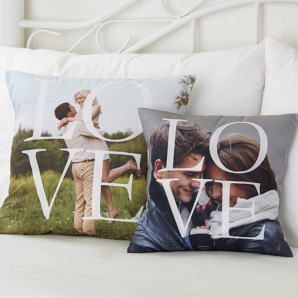 Photo Throw Pillows