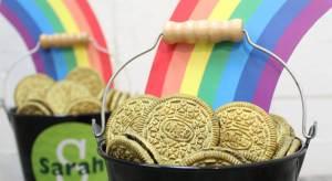 Easy DIY Cookie Pot of Gold