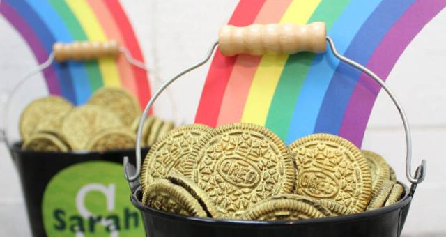 Easy DIY Cookie Pot of Gold