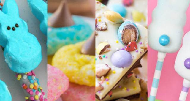 Easy Homemade Easter Treats