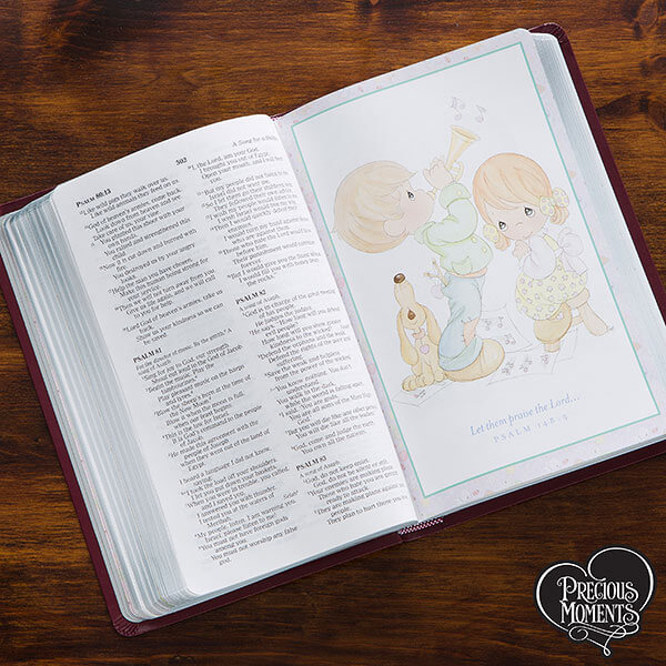 Personalized Children's Bible