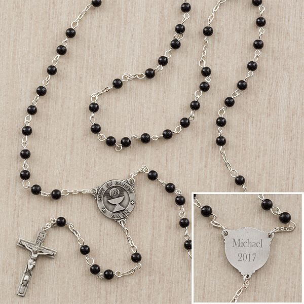 Personalized Rosary