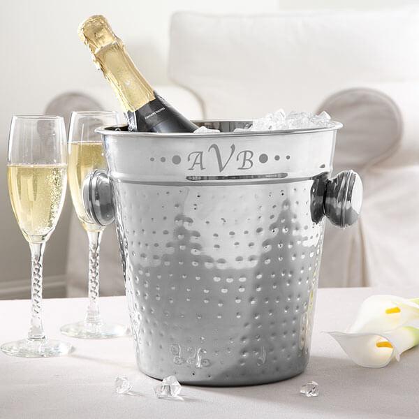 Monogram Chiller & Ice Bucket