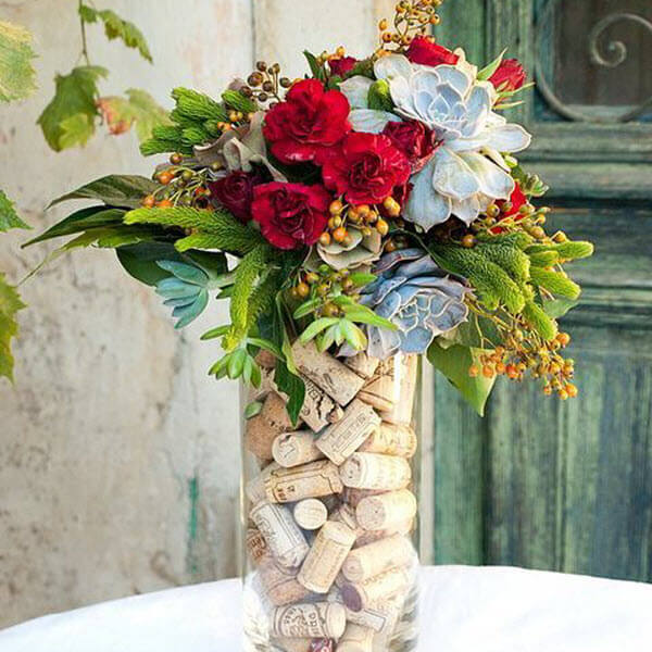 7 simple stunning wine cork wedding diy ideas rh blog personalizationmall com