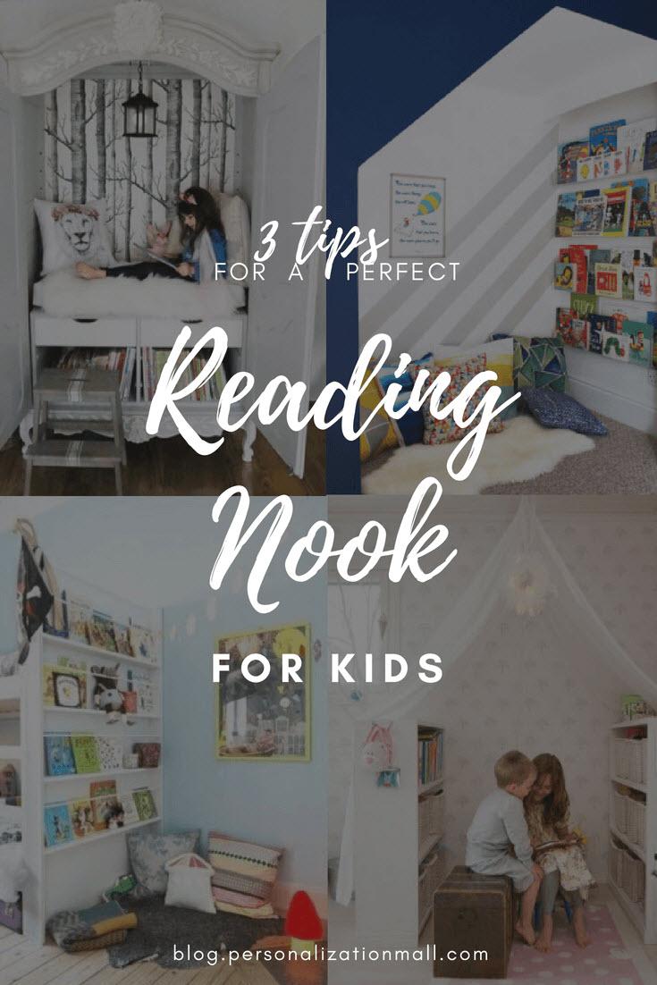 Reading Nook Tips & Ideas