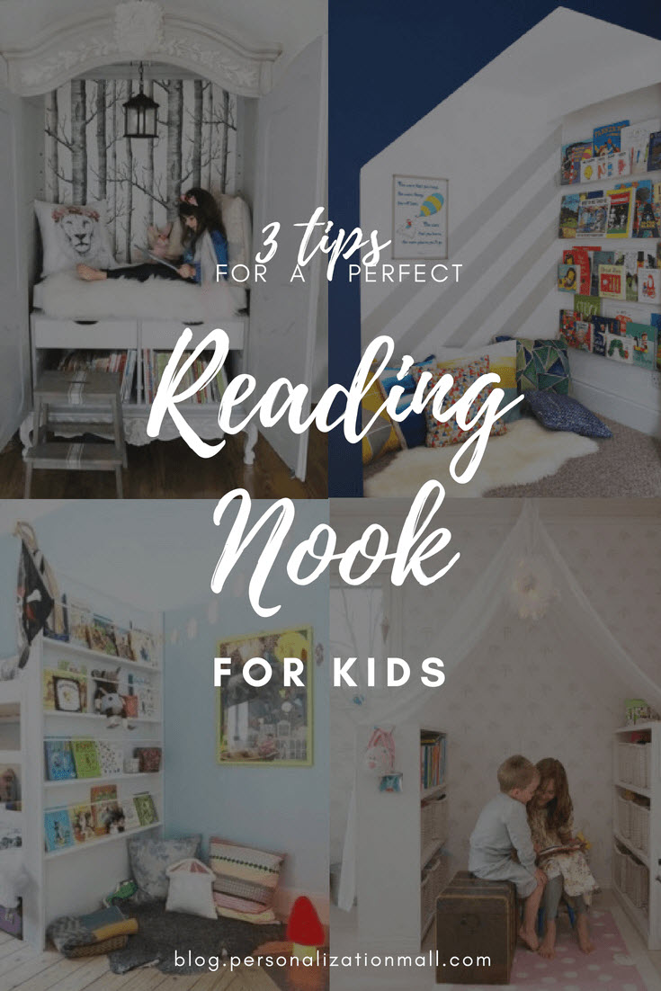 Reading Nook Tips & Ideas