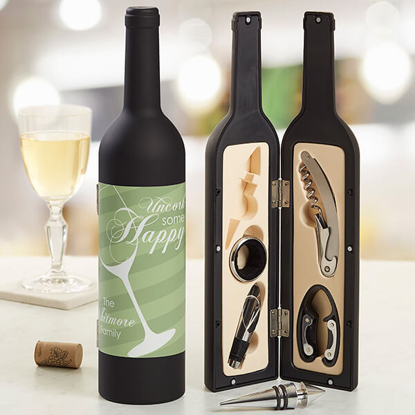 Real Estate Closing Gift - Wine Accessory Kit