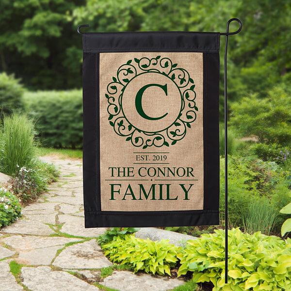 Real Estate Closing Gifts - Garden Flag