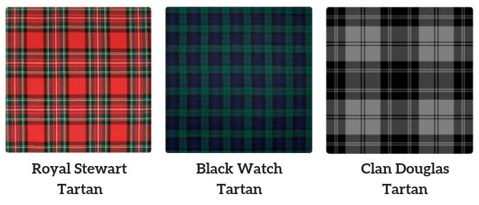 Tartan Examples
