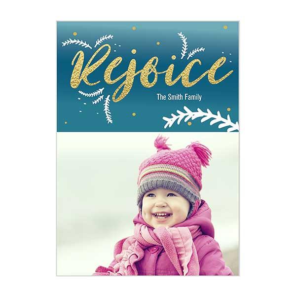 Custom Religious Christmas Cards