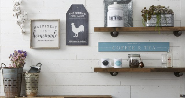 Modern Farmhouse Style Decorating Ideas