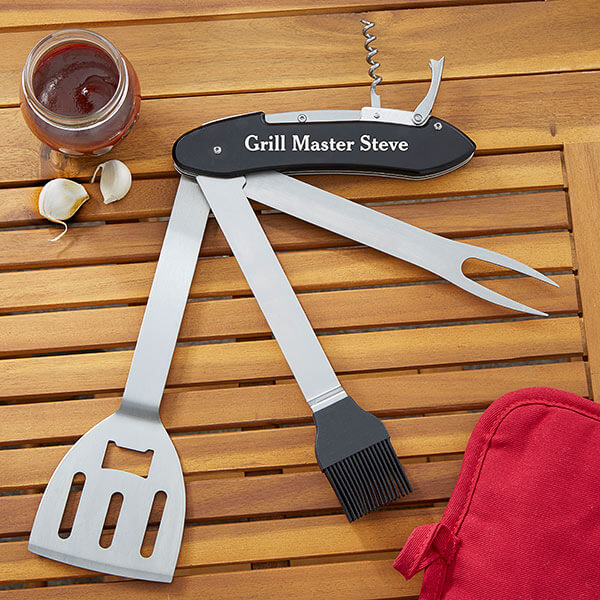 BBQ Multi-Tool for Camping