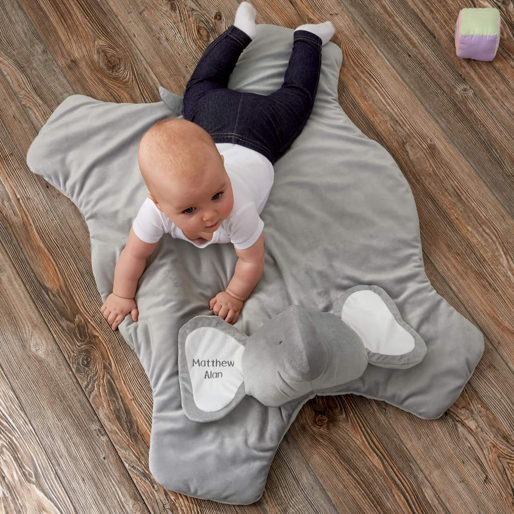 Elephant Nursery Decor - Playmat