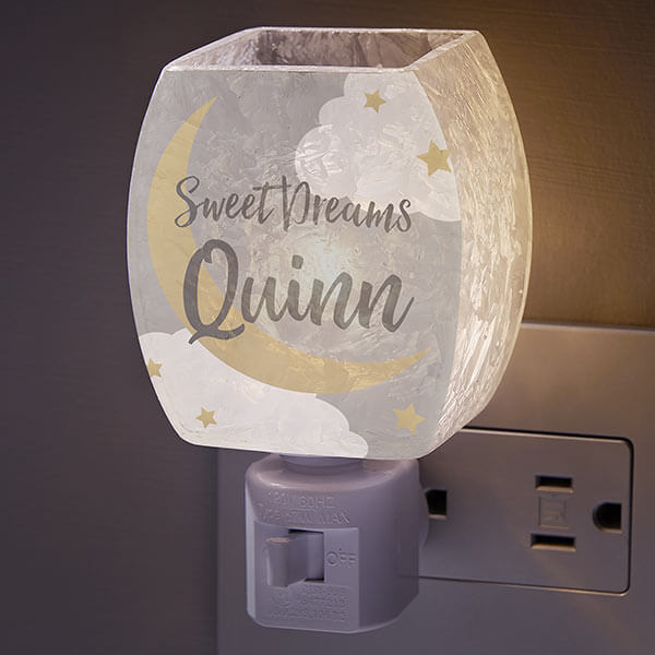 Moon & Stars Nursery Decor - Nightlight